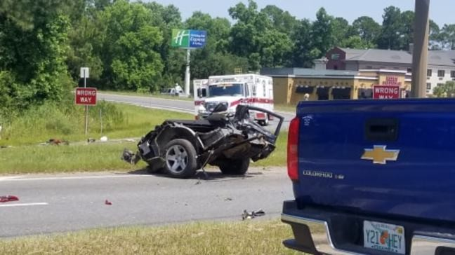 Two killed, three injured in traffic accident on Wilde Lake