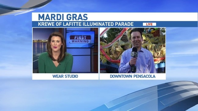Celebrate Mardi Gras with Channel 3 News! | WEAR