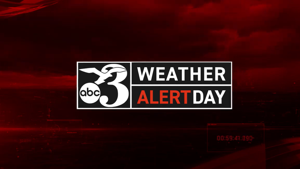 WEATHER ALERT: Severe storms possible in Northwest Florida and South